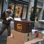 UPS Delivery Hour End of Day