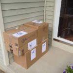 UPS 25kg Box Shipping Cost