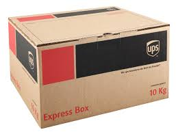 UPS Worldwide Express 10kg Box Dimensions