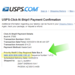 USPS com Tracking Number The Function of the Number