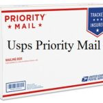 USPS Priority Mail Tracking Number Format