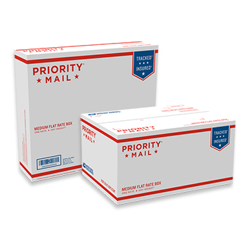 Priority Mail Medium Flat Rate Box The Different Categories
