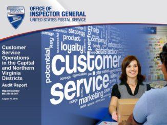 USPS customer service complaint Contact