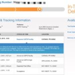Status USPS Tracking Hasn't Updated In 5 Days