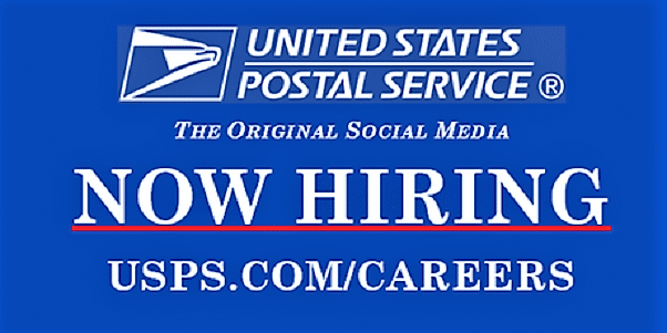US Postal Jobs Now Hiring Information